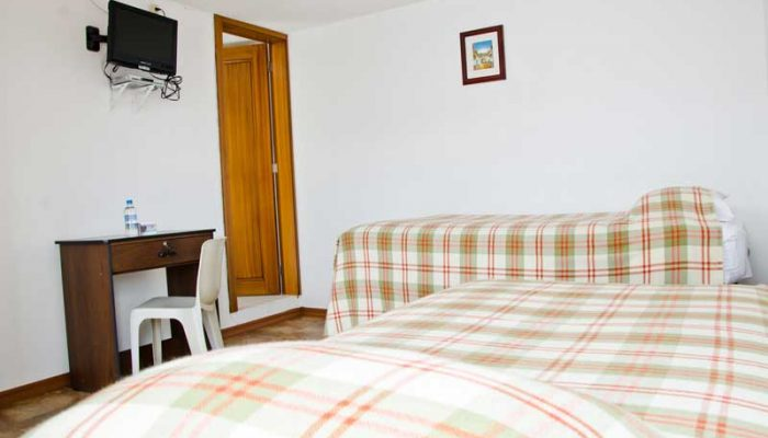 Bed & Breakfast norte hab doble